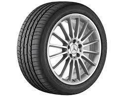Многоспицевый <b>колесный диск</b> AMG, <b>19 дюймов</b>