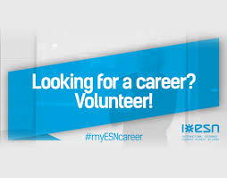 looking for a career volunteer erasmus student network looking for a career volunteer