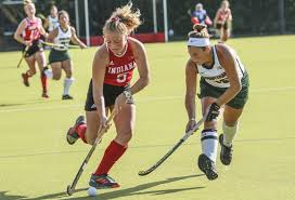 Hat trick Hailey! A trio of goals leads IU past Michigan State - Indiana ...