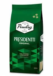 <b>Кофе</b> в зернах <b>Paulig Presidentti Original</b> 250 грамм – цена ...