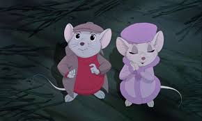 Image result for the rescuers down under bernard and bianca