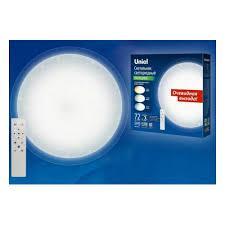 Потолочный светодиодный <b>светильник</b> (UL-00004197) <b>Uniel ULI</b> ...