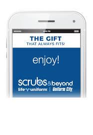 E-Gift Card | Scrubs & Beyond