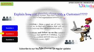 verizon top most interview questions and answers online videos verizon top most interview questions and answers online videos