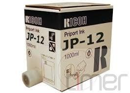 <b>Краска Ricoh JP</b>-<b>12</b> (<b>CPI 7</b>), 600 мл, <b>черная</b> Купить, цена ...