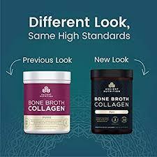 Ancient <b>Nutrition</b> - <b>Bone Broth</b> Collagen <b>Pure</b> - 15.9 oz.: Amazon.co ...