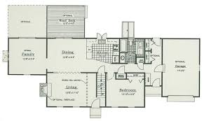 Nantucket House Plans   Silvia  amp  Silvia   Custom Builders in    Floor plans for green architecture house   Nantucket