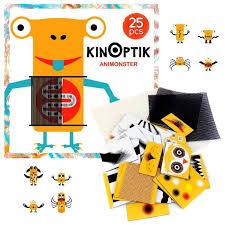 <b>Пазл</b> DJECO Kinoptik Монстр (05600), 25 дет. — купить по ...
