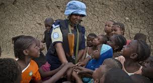UN must bring more women <b>police</b> officers into the fold to be ...