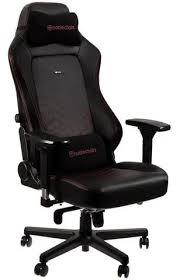 Геймерские <b>кресла</b> из натуральной кожи <b>Noblechairs</b>