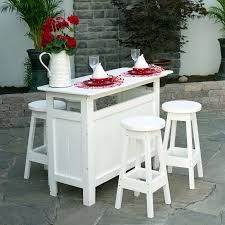 patio room ideas white nuance outdoor bar sets white nuance outdoor bar sets on the gre