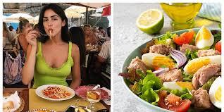 <b>7</b> любимых <b>салатов</b> француженок, которые они едят летом | Еда ...