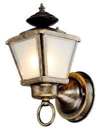 Настенный светильник <b>Максисвет</b> Ковка 3-4338-1-AB+BK <b>Е27</b>, 40 ...