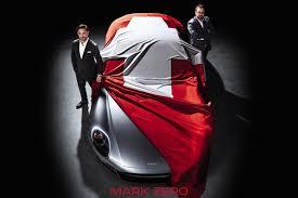 Piëch Mark <b>Zero</b>: «наследник Porsche 911» готов к премьере ...