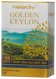 <b>Чай черный Heladiv</b> Golden Ceylon FBOP elite tea with tips ...