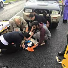 Image result for touching car accident photos