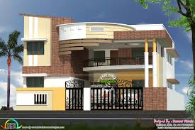 Sq Ft House Floor Plans   Avcconsulting us    Kerala Model House Floor Plans as well Modern Indian Home Design as well Duplex House Elevation