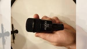 <b>Инструментальный микрофон Audix</b> D2 купить в Ставропольском ...