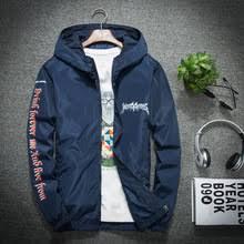 Весна/Лето 2020 новая <b>мужская куртка</b>, модная <b>куртка с</b> ...