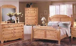 large image bedroom set light wood light