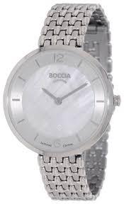 Наручные <b>часы BOCCIA</b> 3244-05 — купить по выгодной цене на ...