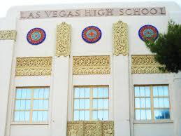 Las Vegas High School Academic Building and Gymnasium