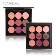 <b>Focallure</b> 9 Colors Glitter <b>Eyeshadow Palette</b> | Shopee Philippines