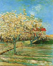 Vincent <b>VAN GOGH</b> Orchard in Blossom 1888 (<b>Large Size</b> Paintings ...