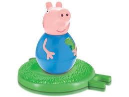 <b>Фигурка Peppa Pig неваляшка</b> Джордж от 18 месяцев 2 предмета ...