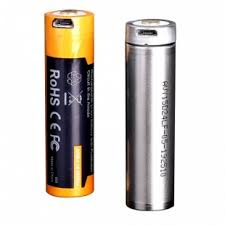 <b>Аккумулятор 18650 Fenix ARB-L18-3500U</b> (3500 mAh)