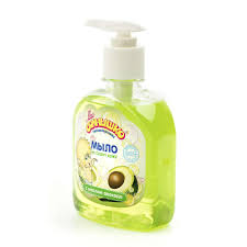 <b>Мыло жидкое</b> с маслом авокадо <b>Мое солнышко</b>, 300 мл. - купить ...