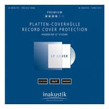 <b>Конверт</b> внешний INAKUSTIK для <b>виниловых пластинок</b>, 50 шт ...