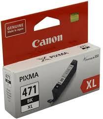<b>Картридж Canon CLI</b>-<b>471 BK</b> XL (0346C001), черный, для ...