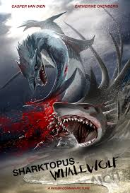 Sharktopus vs. Whalewolf – Legendado