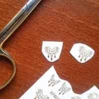 Косметические аксессуары | <b>Наклейки для ногтей</b> | Отзывы ...