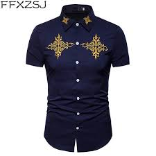 2019 <b>FFXZSJ Brand 2019 High</b> Quality Summer Men'S New Slim ...