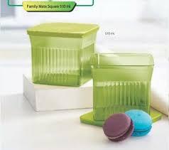 Tupperware FamilyMate Square - Dry storage - <b>2pc</b> - <b>Free Shipping</b>