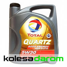 Купить <b>моторное масло</b> для автомобиля <b>Total Quartz</b> 9000 Energy ...