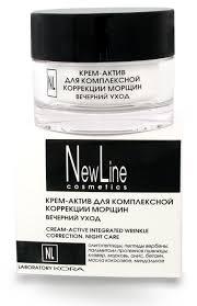 <b>NEW LINE</b> PROFESSIONAL <b>Крем</b>-<b>актив</b> для комплексной ...