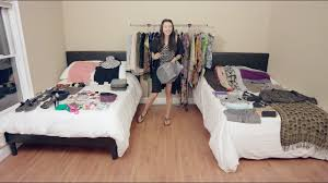 How To <b>Pack</b> Over <b>100</b> Items Into a Carry On - YouTube