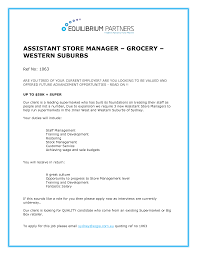 Retail Store Manager Combination Resume Sample
