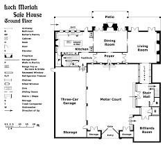 Portfolio Website for Kevin L  O    Brien  KLOB    FloorplansSafe House  Full Scale Comp