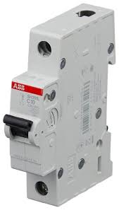 <b>Автоматический выключатель ABB</b> SH201L 1P (C) 4,5kA ...