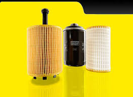 Oil Filter - Filter Elements - MANN-FILTER