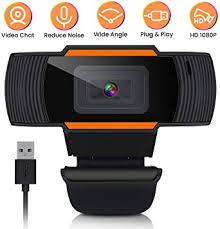 MECO <b>Webcam</b> with Microphone <b>HD 1080P Webcam</b> for PC Laptop ...