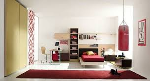 breathtaking trends boys bedrooms decor design with red bed and storage bookshelf also study desk and breathtaking image boys bedroom