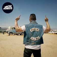 "<b>Arctic Monkeys</b> - <b>Suck</b> It and See (7"") 