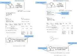 vendor invoice template invoice template ideas print article multi vendor setup for quickbooks vendor invoice template