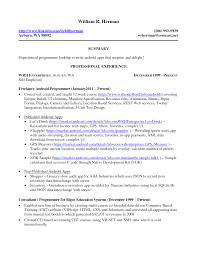 resume for self employed contractor equations solver resume self employed sle sles