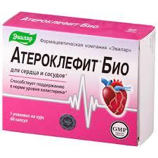 Характеристики модели <b>Атероклефит био капс</b>. №<b>60</b> на Яндекс ...